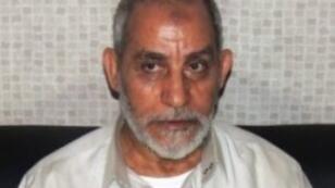 محمد بديع مرشد جماعة الإخوان المسلمين