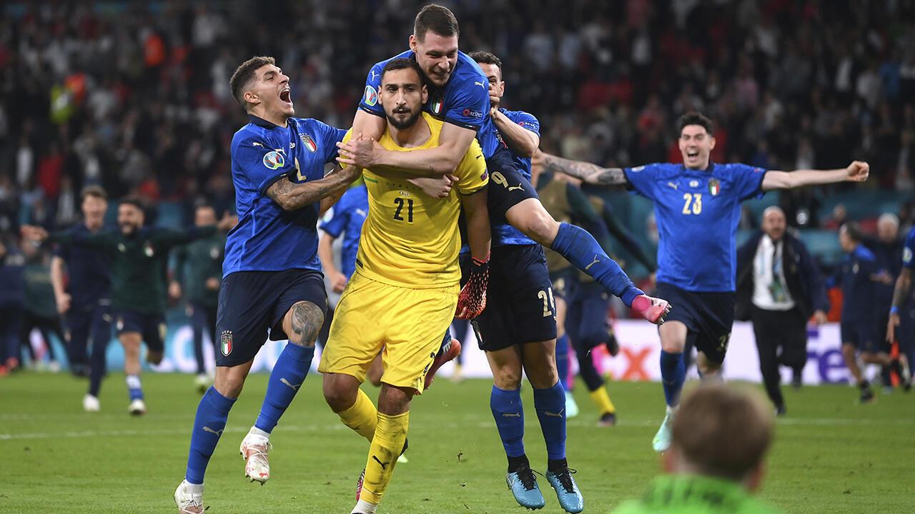 Euro-2021 : l'Italie sacrée