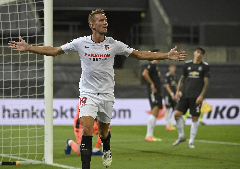 Luuk De Jong a inscrit dimanche le but de la victoire pour Séville, face à Manchester United, qui envoie le club espagnol en finale de la Ligue Europa.