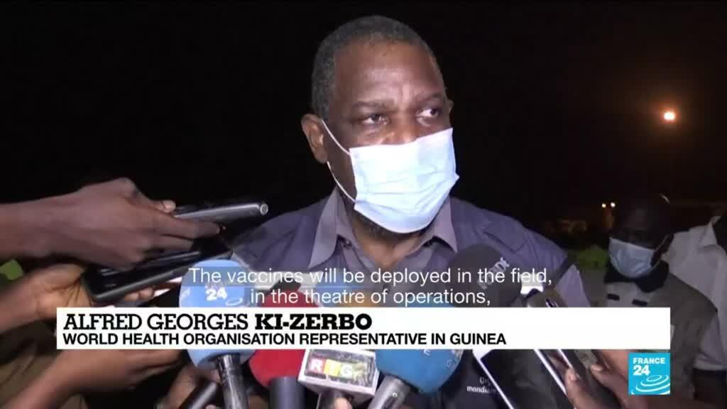 2021-02-23 13:13 Delayed Ebola vaccination drive to begin in Guinea