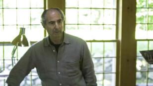 L'écrivain Philip Roth.