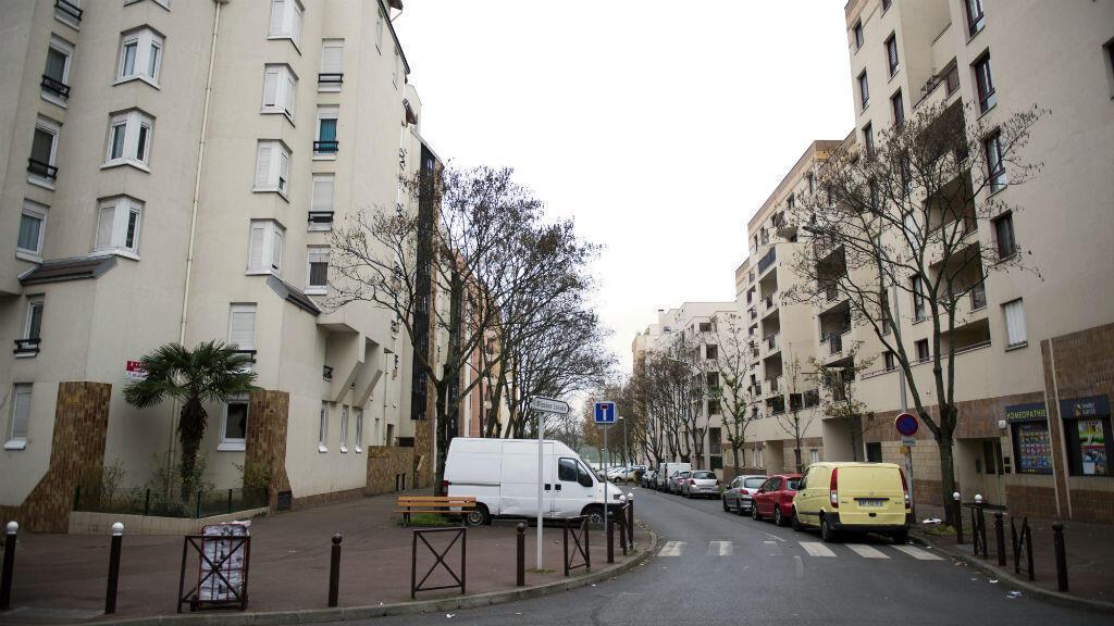 Le quartier du Port, à Créteil, où s'est déroulé l'agression, le 4 décembre 2014.