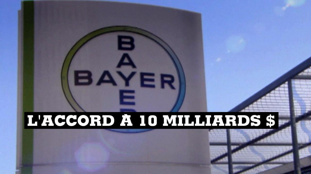 Roundup : Bayer accepte de payer 10 milliards de dollars