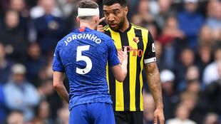 Watford striker Troy Deeney is unhappy with the Premier League's restart plan