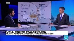 2019-11-26 18:10 French military operations in Africa is strategic, unlike in Afghanistan
