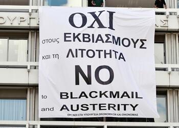 How Europe is sleepwalking towards Grexit