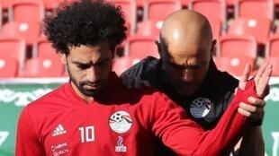 حضور محمد صلاح في تشكيلة مصر الأساسية سيغير وجه المنتخب أمام روسيا. 2018/06/19