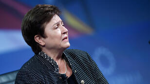 La candidate de la Bulgarie au poste convoité de secrétaire général de l'ONU, Kristalina Georgieva.