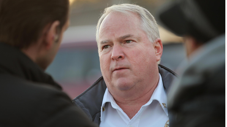 Thomas Jackson, le chef de la police de Ferguson, était en poste depuis 2010.