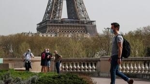 tourisme france paris afp