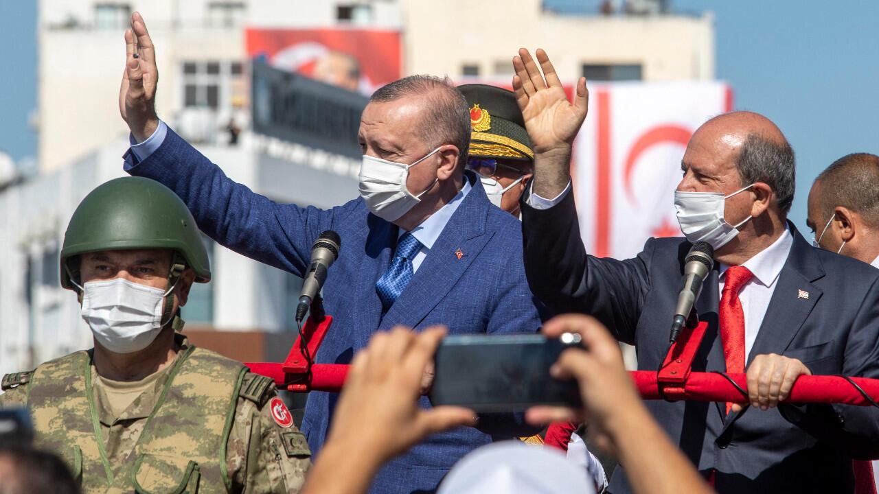 Erdogan Chypre