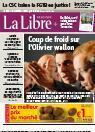 """Suivez la couverture en direct sur le site de """"la Libre Belgique"""""""