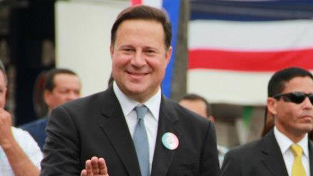 El presidente de Panamá, Juan Carlos Varela, admite que