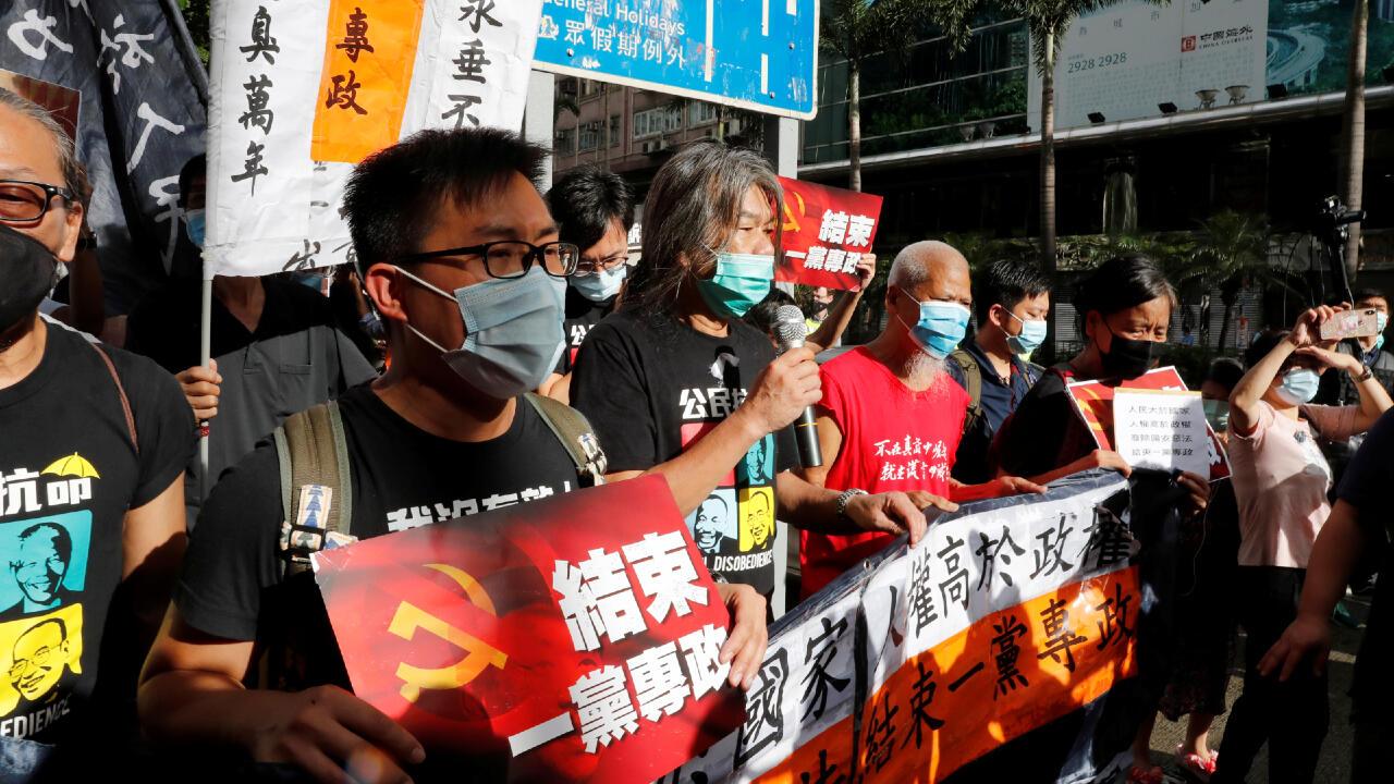 Anniversaire sous tension de la rétrocession de Hong Kong à la Chine
