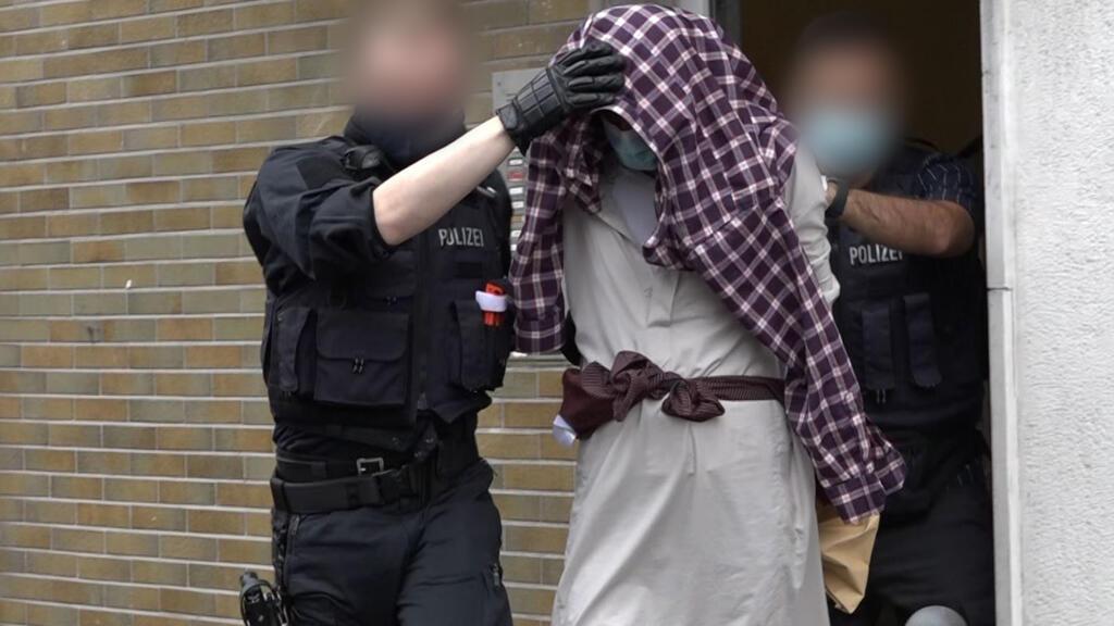"""توقيفات في ألمانيا غداة تهديد بشنّ هجوم على كنيس يهودي بدوافع """"إسلامية"""""""