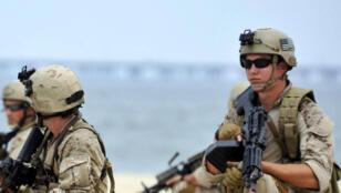 Des membres des Navy Seals américains.