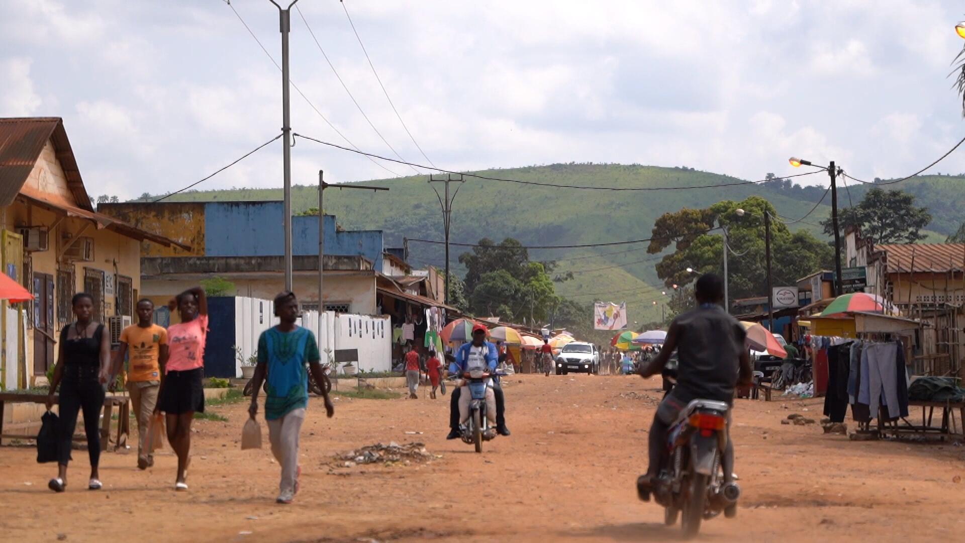 CONGO BRAZZAVILLE FOCUS