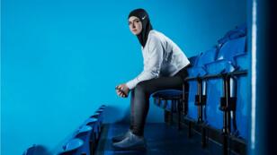 Le Hijab Pro de Nike, pour les athlètes voilées, sera mis en vente au printemps 2018.