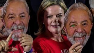 Former Brazil president Lula's popularity continues to soar despite his corruption conviction