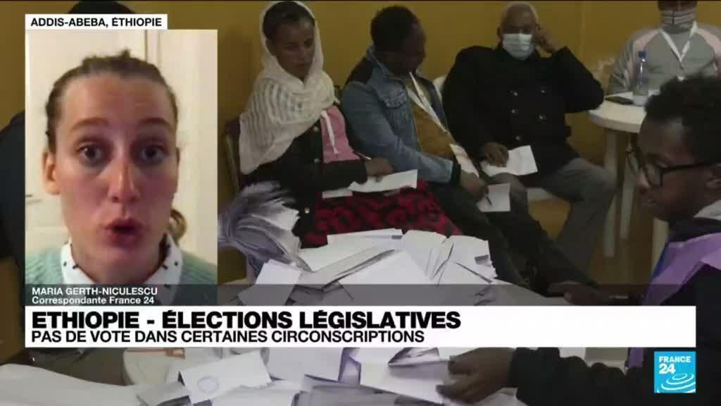 2021-06-21 21:01 Législatives en Éthiopie : pas de vote dans certaines circonscriptions