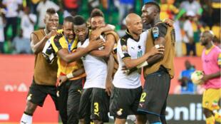 Les coéquipiers de André Ayew et d'Asamoah Gyan sont qualifiés pour la suite de la CAN.