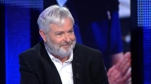 Jonathan Coe, British author and European Book Prize 2019 winner.