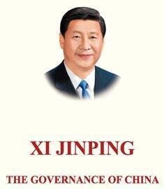 Couverture du livre de Xi Jinping