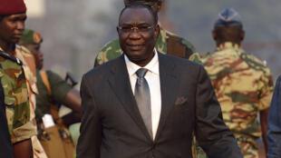 Michel Djotodia a été contraint de quitter le pouvoir en Centrafrique en janvier 2014.