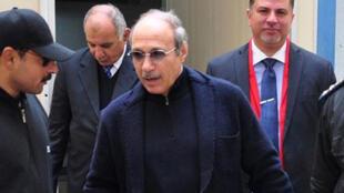 العادلي خلال جلسة محاكمة 24 فبراير 2015
