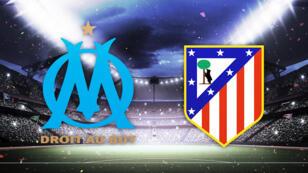 مباراة واعدة بين مرسيليا وأتلتيكو مدريد. 16 أيار/مايو 2018.