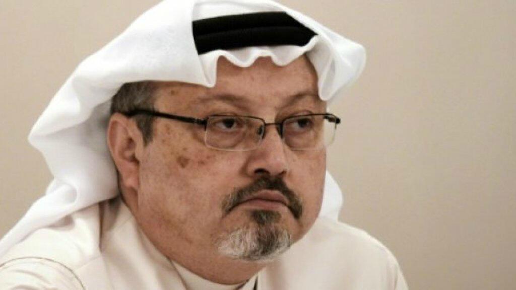 AFP file photo | Saudi dissident and journalist Jamal Khashoggi.