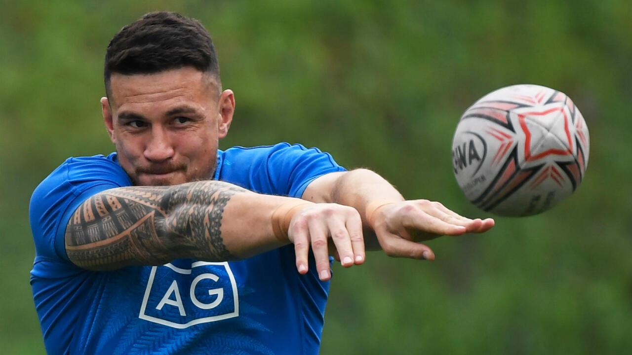 """La carrière sportive exceptionnelle de """"SBW"""" s'est accompagnée d'un choix religieux inédit chez les rugbymen néo-zéalandais"""