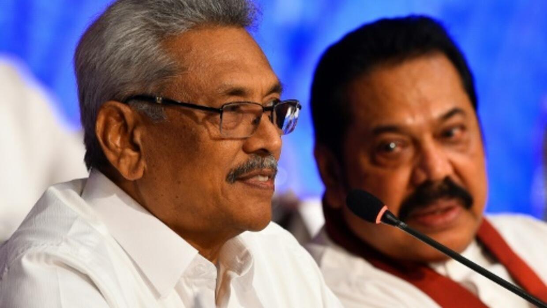 Rajapakse vows to scrap Sri Lanka war crimes probe if elected