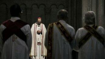 Abuse scandal puts French cardinal in 'spotlight'