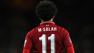 Mohamed Salah, artilleur en chef de Liverpool et des Pharaons d'Égypte.