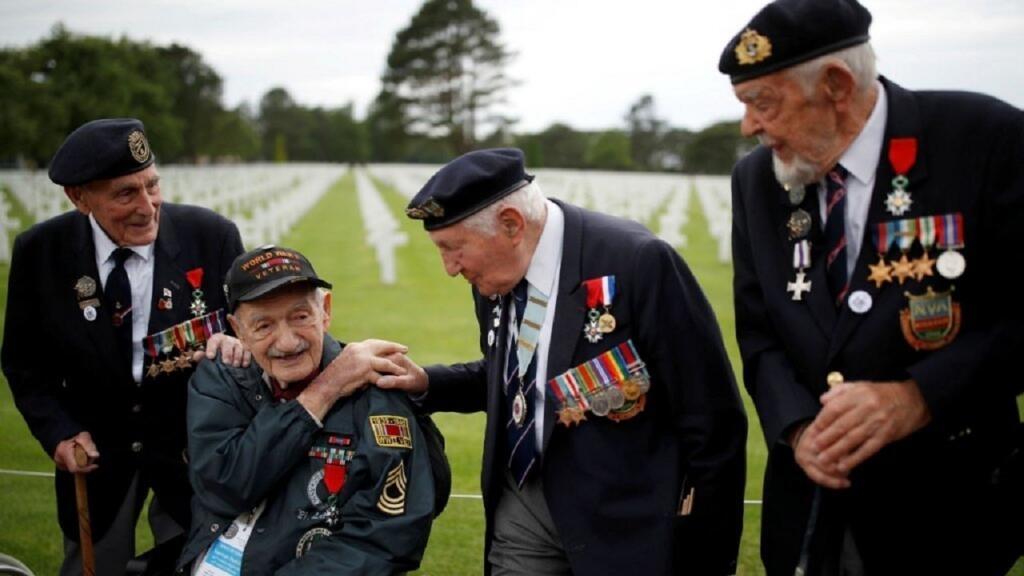 فرنسا تحيي الذكرى الـ75 لإنزال قوات الحلفاء في نورماندي