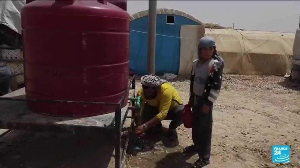 2021-08-24 06:09 Sécheresse au Moyen-Orient : des millions d'habitants risquent de perdre l'accès à l'eau