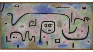 "Paul Klee's ""Insula dulcamara"""