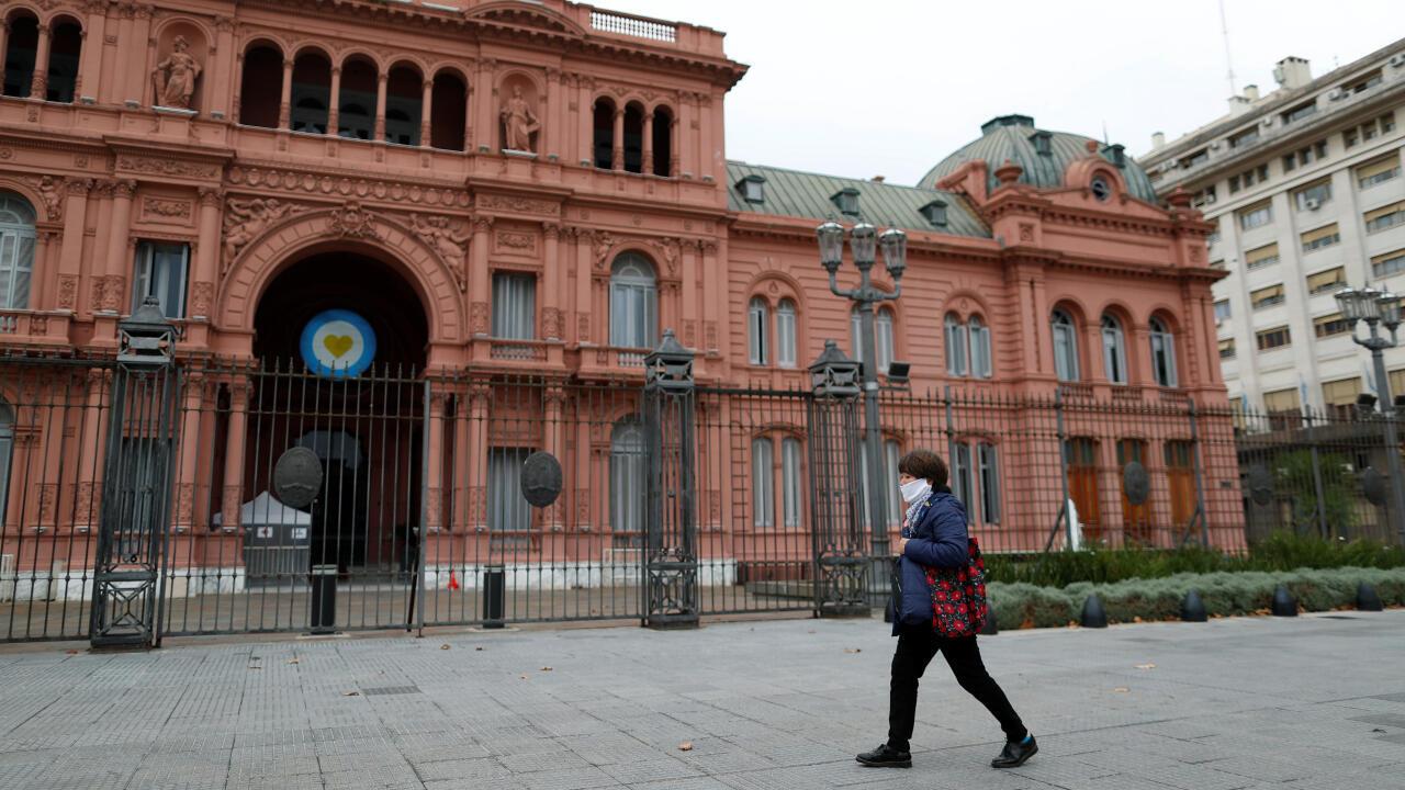 deuda argentina junio