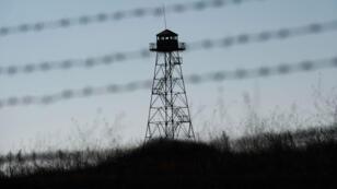 La Bulgarie a fait ériger une clôture de 30 km sur une section de la frontière avec la Turquie.