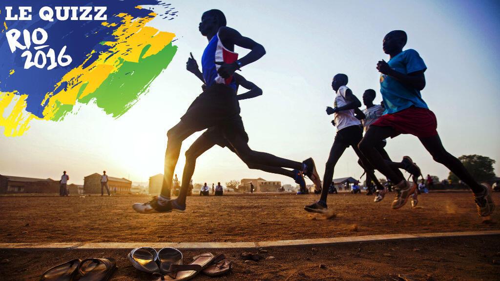 Quiz : connaissez-vous l'histoire de l'Afrique lors des Jeux olympiques ?