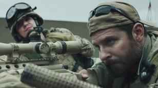 Bradley Cooper incarne Chris Kyle, considéré comme le meilleur sniper que l'armée américaine ait connu.