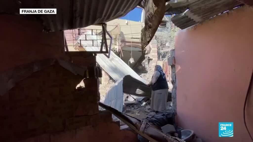 2021-05-20 01:02 227 palestinos y 12 israelíes han muerto a raíz de la escalada del conflicto entre ambas partes