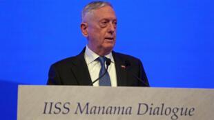 Le ministre américain de la Défense a critiqué la présence russe au Proche-Orient le 27 octobre.