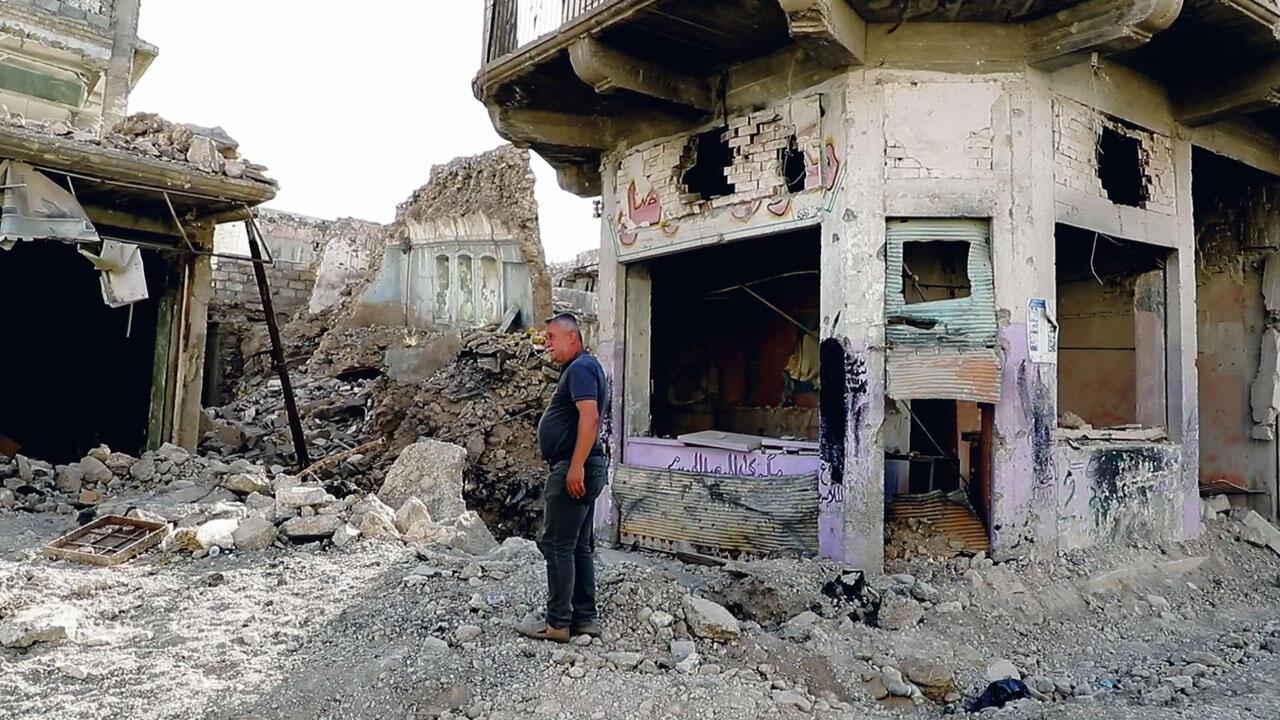 Mossoul, en Irak