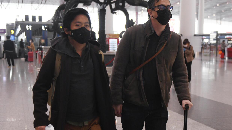 Taïwan invite les journalistes américains expulsés de Chine à s'installer sur l'île - France 24