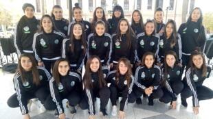 المنتخب الجزائري للشابات الأقل من 20 عاما