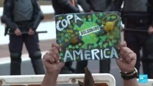 2021-06-14 09:13 Copa América : trois équipes touchées par le Covid-19 juste avant le tournoi