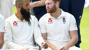 Moeen Ali (left) and Jonny Bairstow have been included in England's training squad for the one-day internationals against Ireland