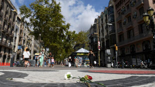 The Islamic State (IS) group took responsibility for the bloodshed in 2017 when pedestrians were mown down by a van in Barcelona and others were attacked at a nearby seaside town